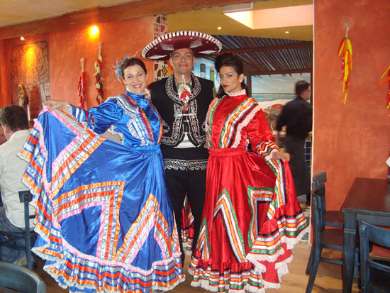 mexico themafeest